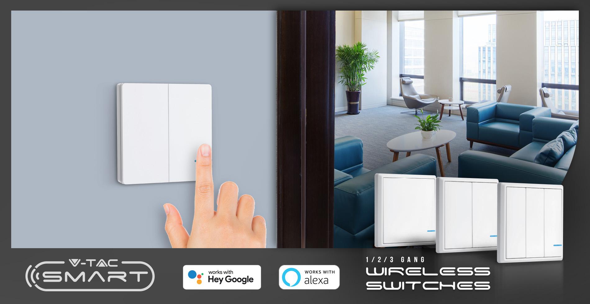 Wireless Switches