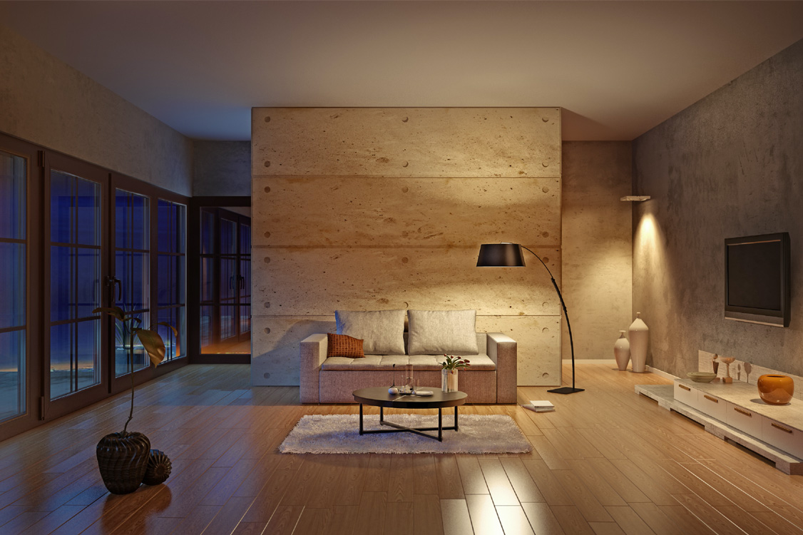 Recommended Lighting Levels for Residential and Office Spaces