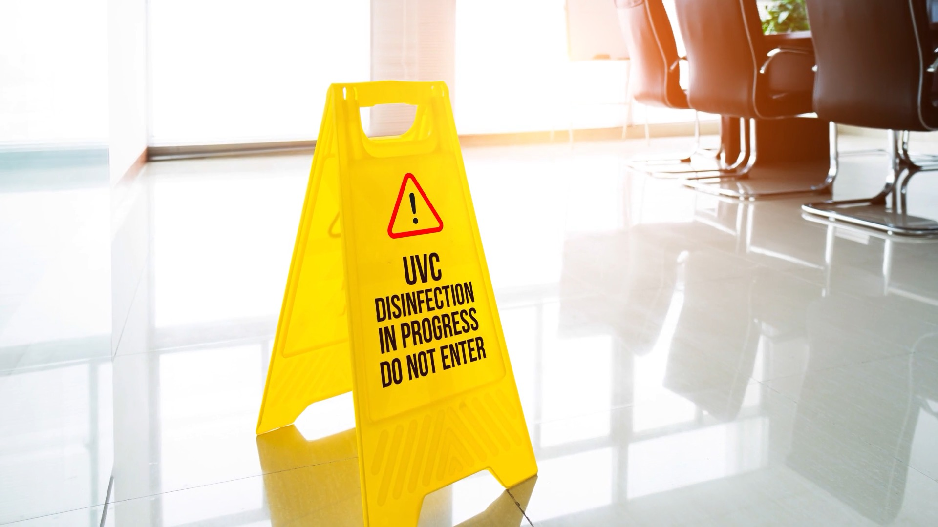 UV-C lamps can be highly effective in disinfecting indoor spaces and would lessen the rate of transmission of COVID-19
