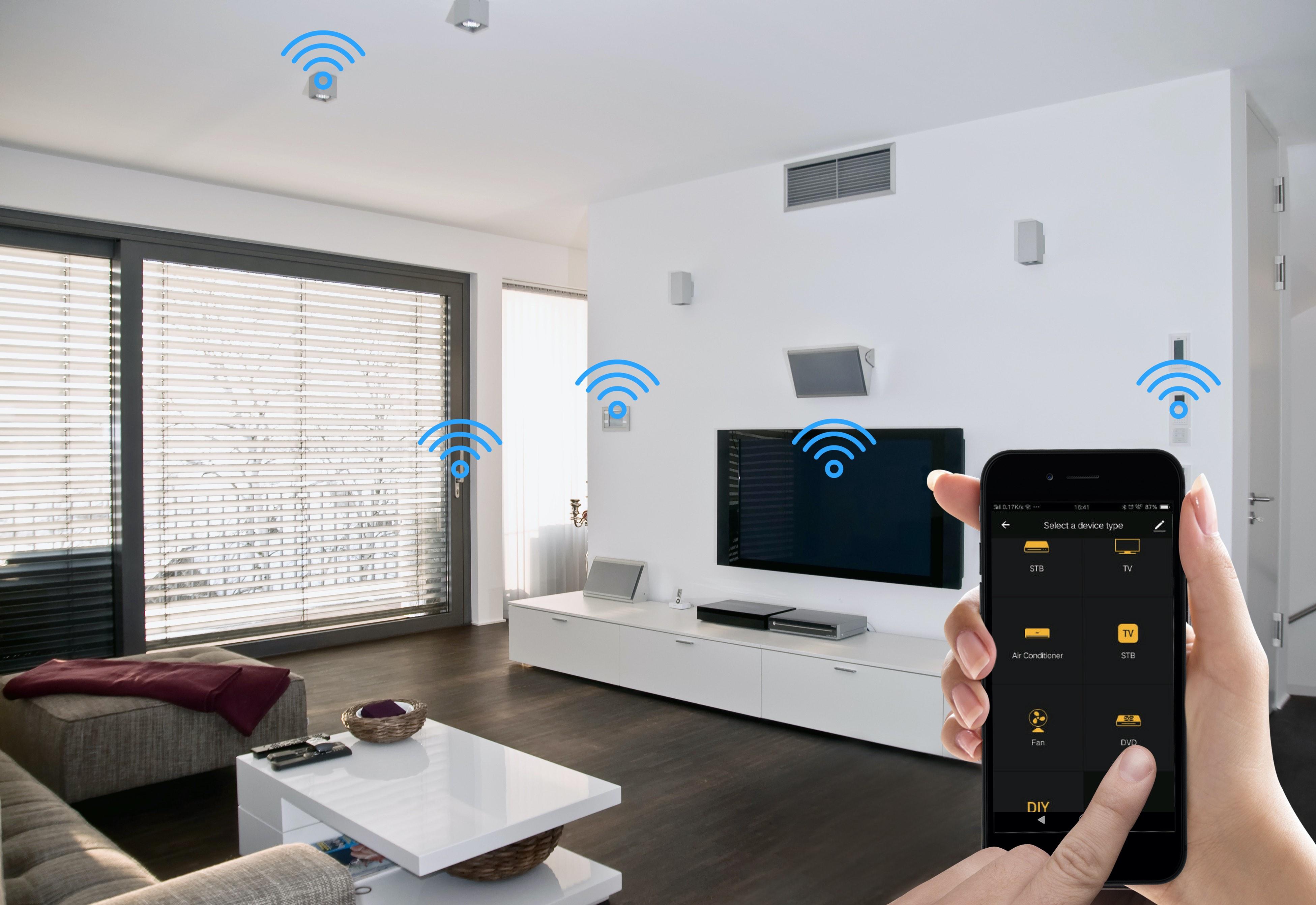 smart home safe home