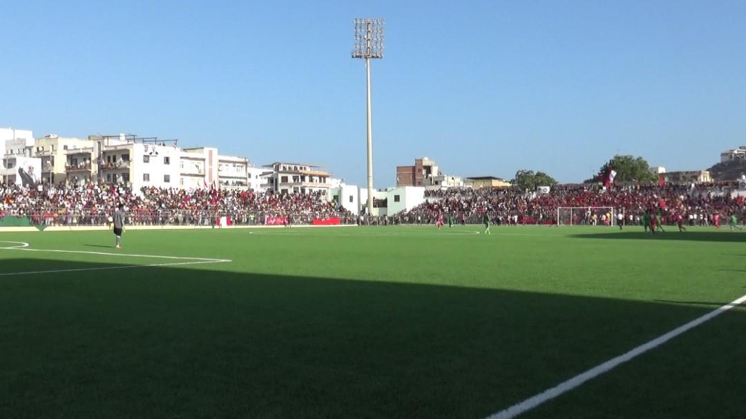Sports Lighting: V-TAC LED Floodlights for Al Hubaishi Football Stadium